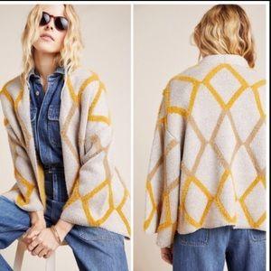 🌸 Akemi + Kim (Anthropologie) Sedona Sweater Wrap